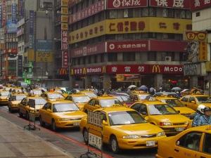 taipei-taxis