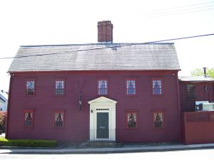 The historic White Horse Tavern, Newport, RI